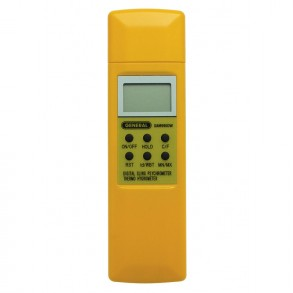 General Tool Thermo Hygrometer Image 1