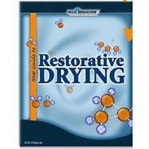 DRI-EAZ Restorative Drying Guide Image 1