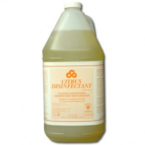 CROWN CITRUS DISINFECTANT 4L  Image 1