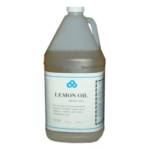 CROWN LEMON OIL 4L  Image 1