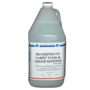 CROWN BIO-ENZYMATIC CARPET STAIN AND ODOUR REMOVER 4L Image 1