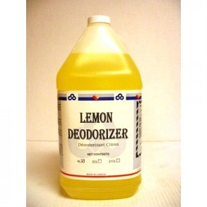 CROWN LEMON DEODORIZER 4L Image 1