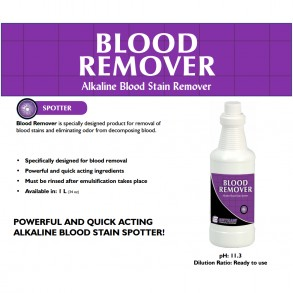 BLOOD REMOVER Image 1