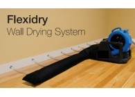 FLEXIDRY WALL DRYING SYSTEM