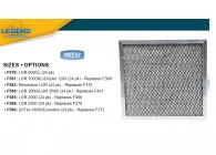 FILTERS FOR DRIEAZ DEHUMIDIFIERS